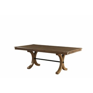 Check Prices Visconti Extendable Dining Table By Ophelia & Co.
