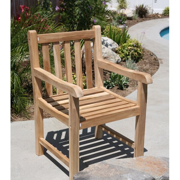 Waterford 13 Piece Teak Sunbrella Complete Patio Set with Cushions by Trijaya Living