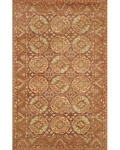 Village Brown Village Mahal Rug by American Home Rug Co.
