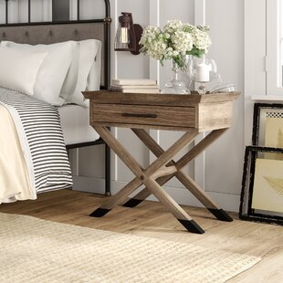 Compare & Buy Lyons 1 Drawer Nightstand ByBirch Lane™