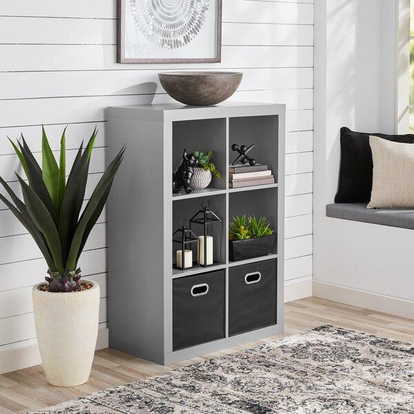 Alyissia Cube Bookcase By Latitude Run