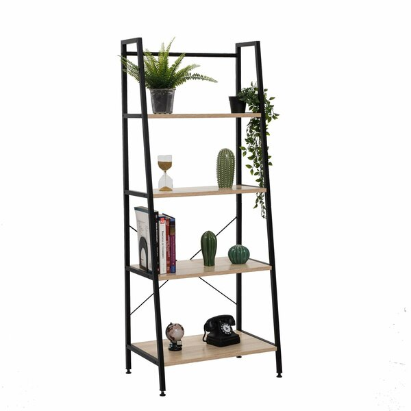 Elle-May Ladder Bookcase By Gracie Oaks