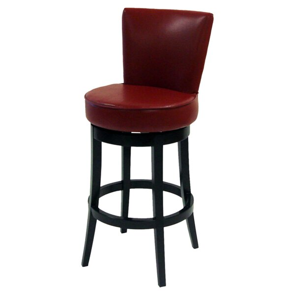 Thornhill 30 Swivel Bar Stool by Darby Home CoThornhill 30 Swivel Bar Stool by Darby Home Co