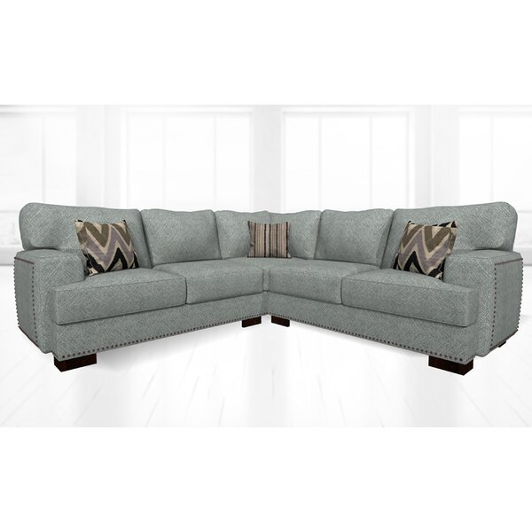 Nevis Symmetrical Sectional By Ivy Bronx
