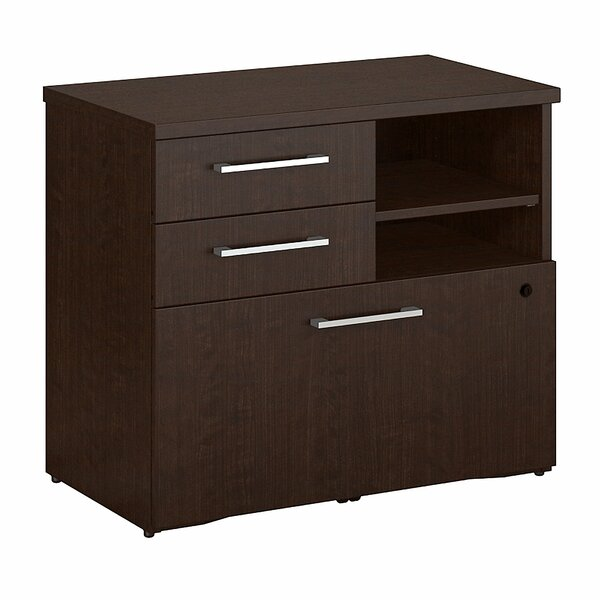 400 Series 3-Drawer Lateral Filing Cabinet by Bush Business Furniture