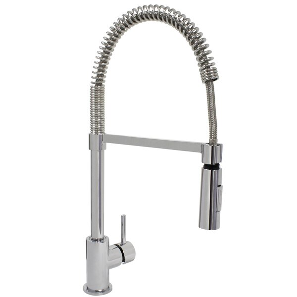 Pull Down Single Handle Kitchen Faucet by Concinnity Concinnity
