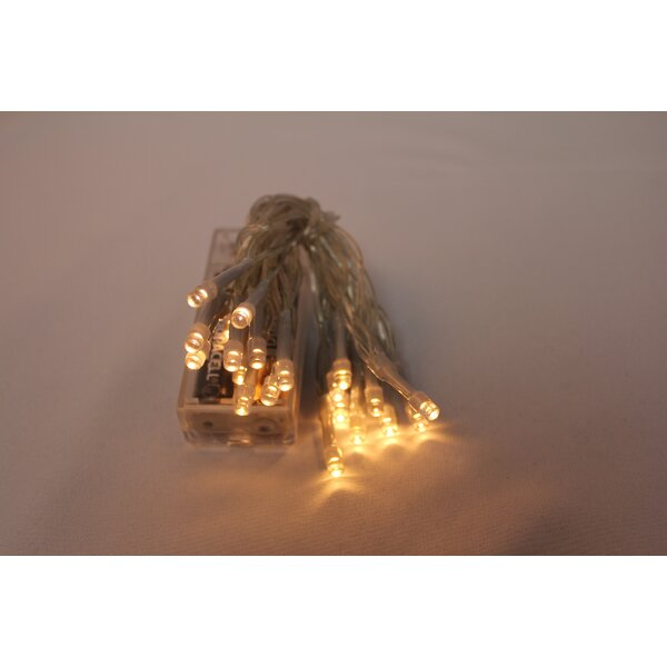 20 LED 2M Battery Operated String Light by Perfect Holiday