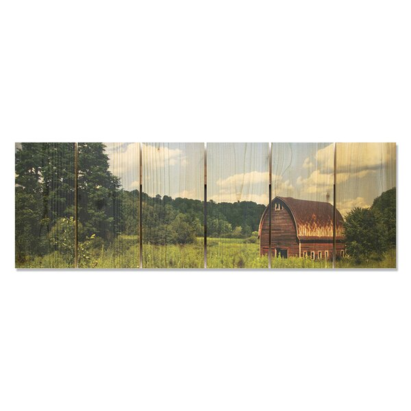 6 Piece Farm Life Photographic Print Set by Gizaun Art