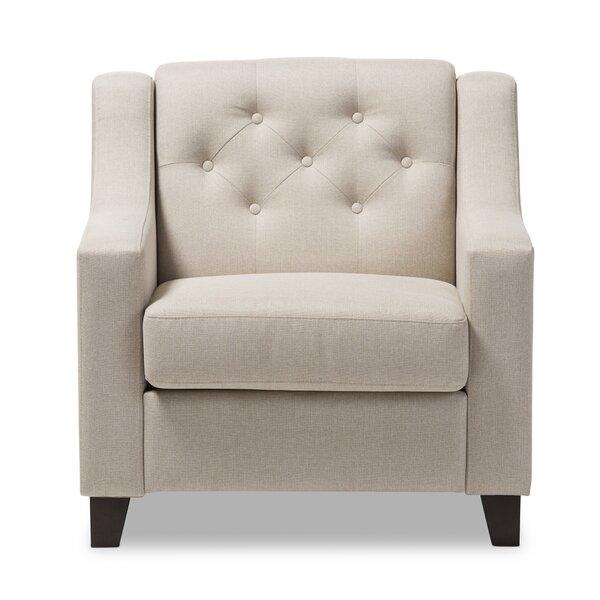 Reasor Armchair by Charlton Home