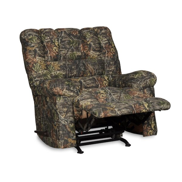 Coalinga Manual Rocker Recliner by Loon Peak
