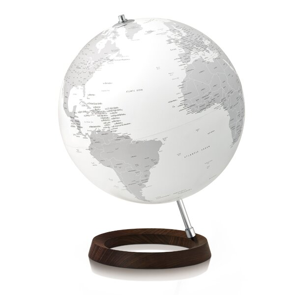 Full Circle Reflection Globe, non-illuminated by Atmosphere