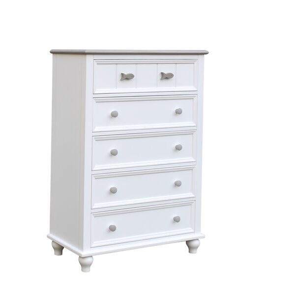 Eli 5 Drawer Chest by Breakwater Bay