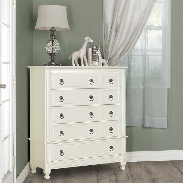 Adele 9 Drawer Chest by Evolur