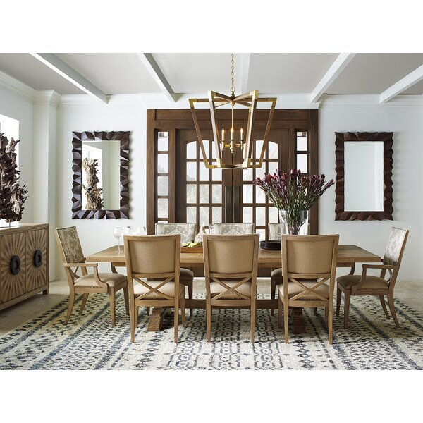 Los Altos 9 Piece Extendable Dining Set by Tommy Bahama Home Tommy Bahama Home