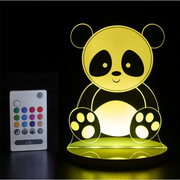 Panda Bear Night Light by Tulio Dream Lights
