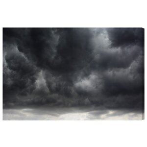 'Storm No. 2' Photographic Print on Canvas by Latitude Run
