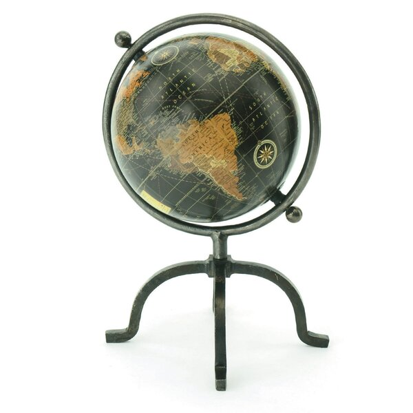 4 Leg Globe by Trent Austin Design