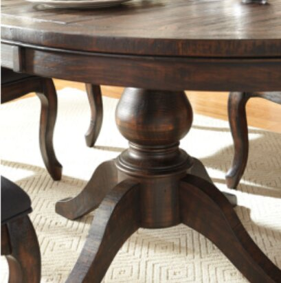 Tillie Dining Table by Three Posts