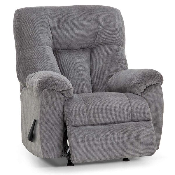 Nia Manual Rocker Recliner [Red Barrel Studio]