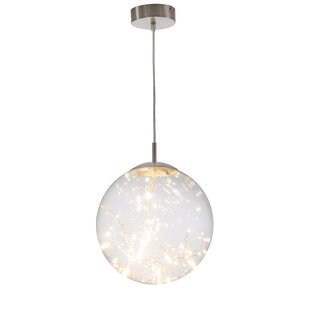 Pendant lighting glass pendant lights wayfair pendants aloadofball Choice Image
