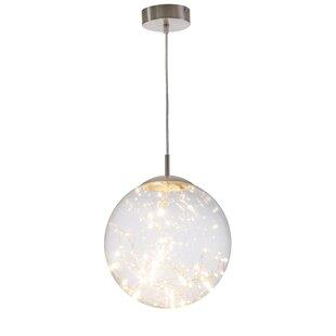 Pendant lighting glass pendant lights wayfair aloadofball Choice Image