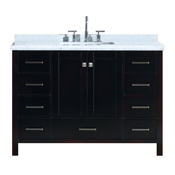 Utley Modern 49 Single Bathroom Vanity Set by Andover Mills