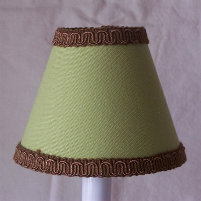 Springtime Green Night Light by Silly Bear Lighting