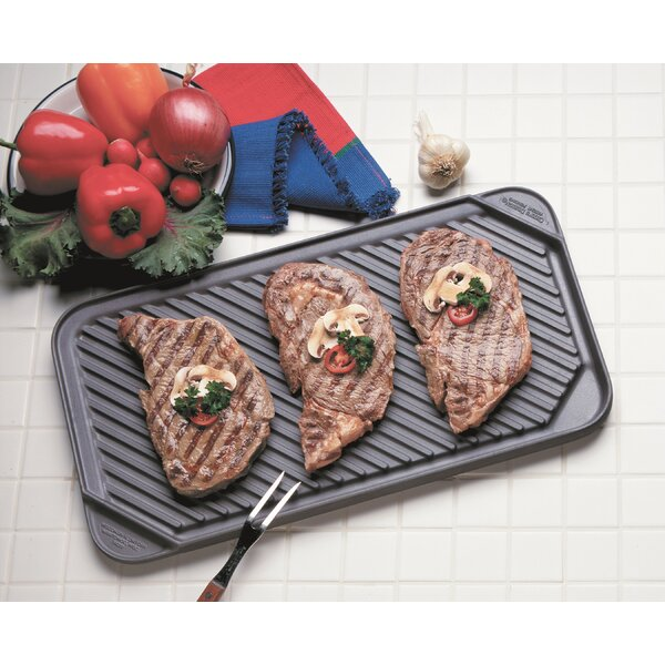 20 Reversible Grill Pan and Griddle by Chef's Design