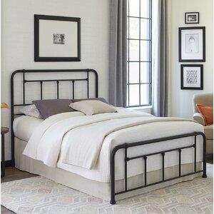 Yaqi Panel Bed
