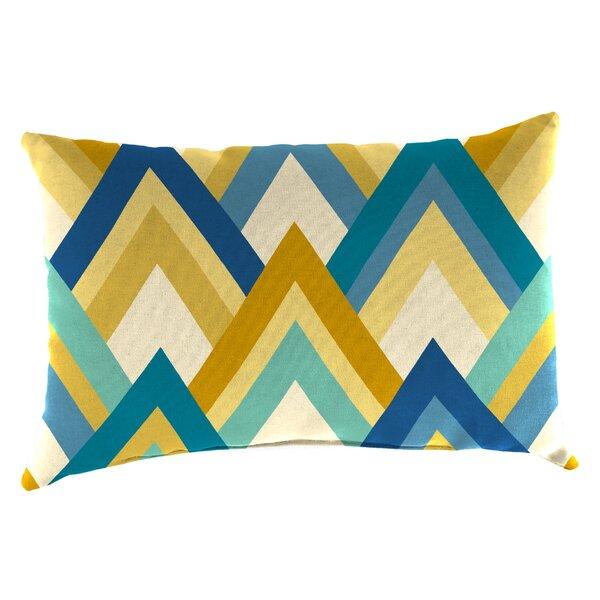 Andy Outdoor Lumbar Pillow (Set of 2) by Mercury Row