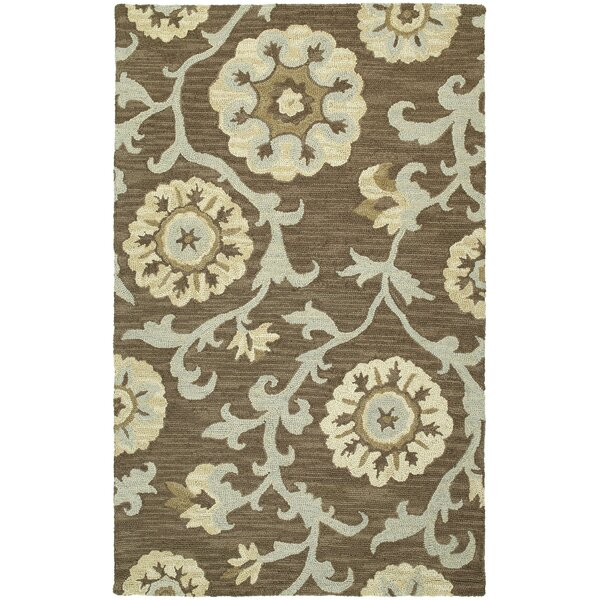 Brent Graphite Indoor Rug by Charlton Home