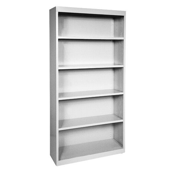 Deep Standard Bookcase by Sandusky Cabinets
