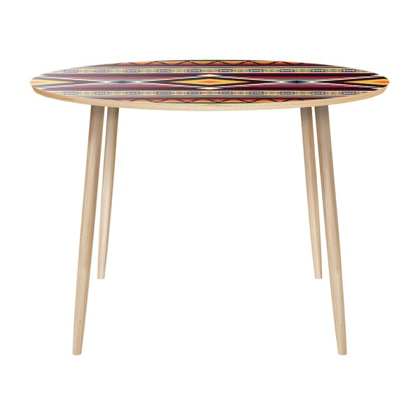 Mandy Dining Table by Brayden Studio