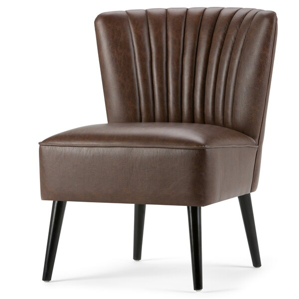Hann Slipper Chair by George Oliver