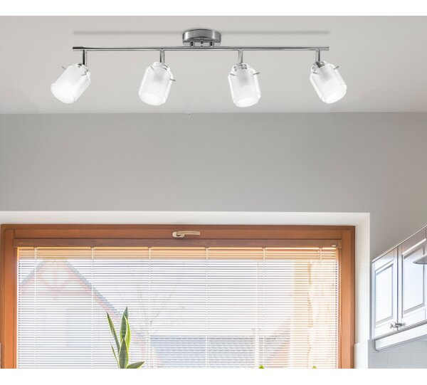 Sydney 4-Light Track Kit by Globe Electric Company