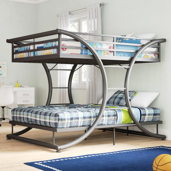 Valerie Full Over Full Bunk Bed By Viv + Rae by Viv + Rae Discount