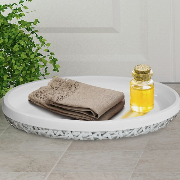 Stiltner Amenity Bathroom Accessory Tray by Orren Ellis