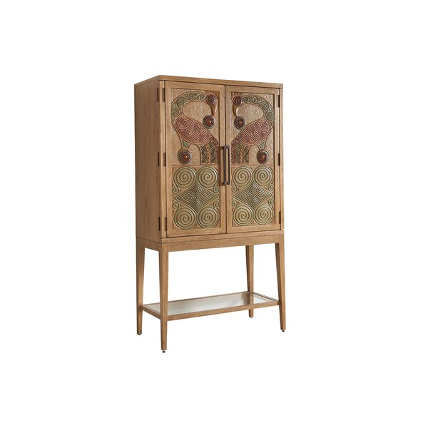 Los Altos Bar Cabinet By Tommy Bahama Home