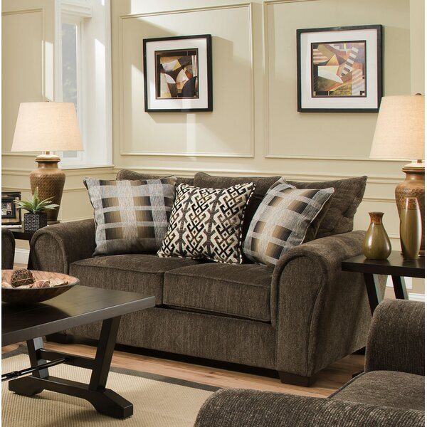 Our Recommended Pleasant Avenue Loveseat by Loon Peak by Loon Peak