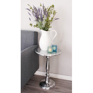 Compare & Buy Aluminum End Table By Cole & Grey