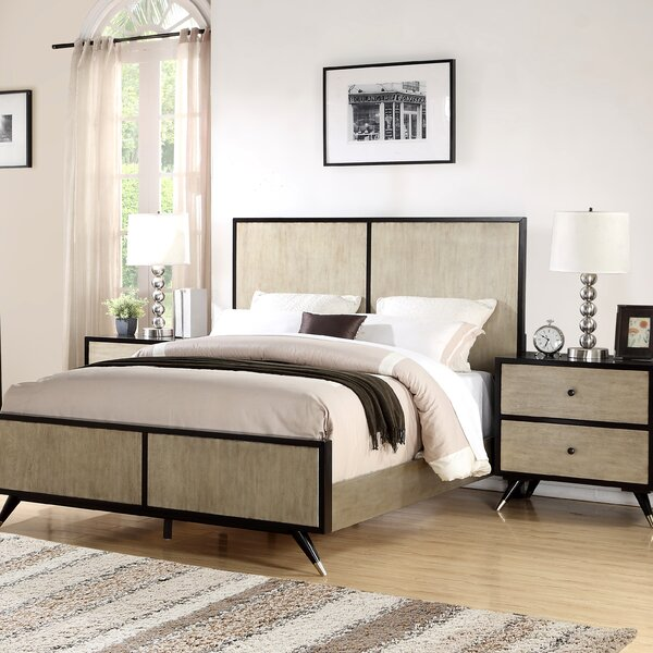 Bobby Platform 3 Piece Bedroom Set by Corrigan Studio