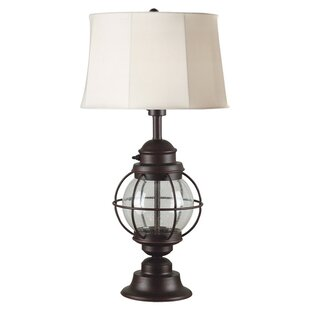 Price comparison Hughes 31 Table Lamp By Breakwater Bay