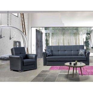 Gemala 2 Piece Living Room Set by Red Barrel Studio®