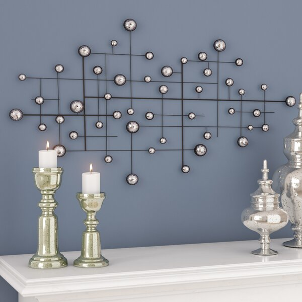 Bead Wall Décor by World Menagerie