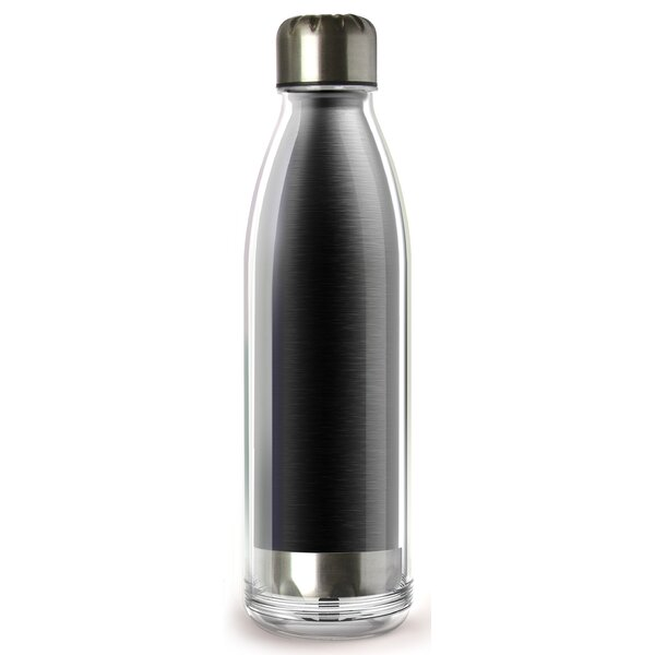 Viva La Vie 18 oz. Stainless Steel Water Bottle by Ad N Art
