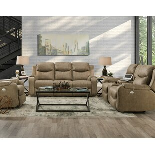 Marvel Reclining Configurable Living Room Set by Southern Motion