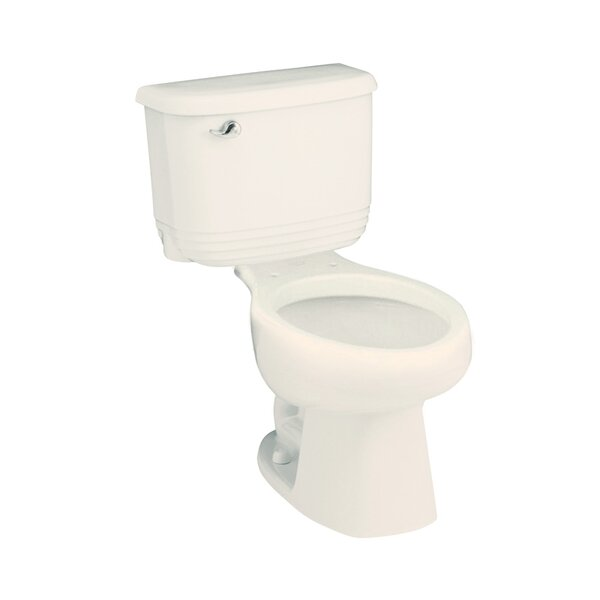Riverton Series 1.6 GPF Elongated Two-Piece Toilet by Sterling by Kohler