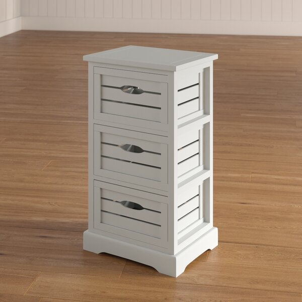 Regan 3 Drawer Accent Chest by August Grove August Grove