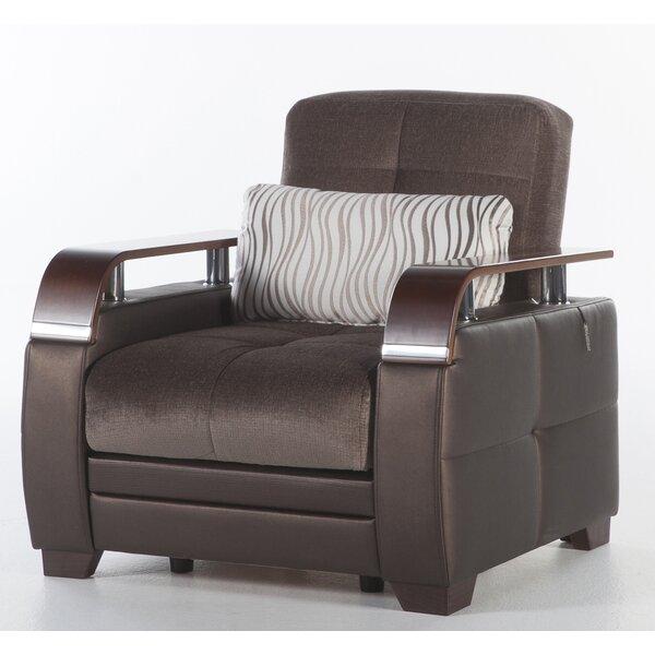 Stevenage Humfrey Convertible Chair by Corrigan Studio Corrigan Studio