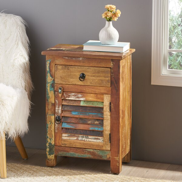 Ardale End Table With Storage By World Menagerie